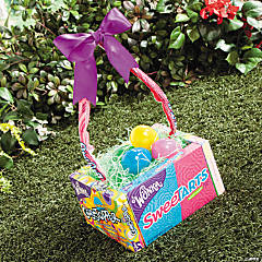 Edible Easter Basket Idea