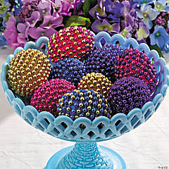 Beaded Easter Egg Necklace Idea
