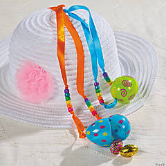 Easter Egg Necklace Idea
