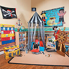 Pirate Reading Corner Idea