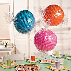 Candy Lantern Ideas