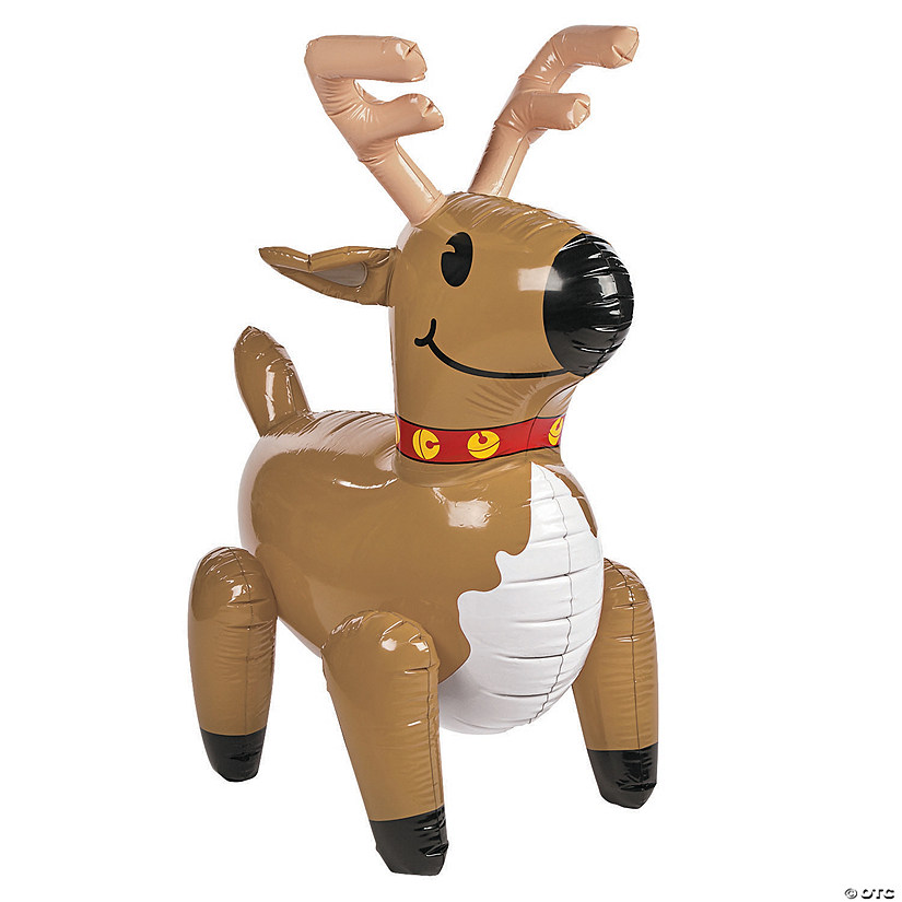 Awesome Giant Inflatable Reindeer