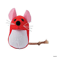 Plush Christmas Mice