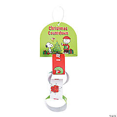 Paper Peanuts® Christmas Countdown Craft Kit