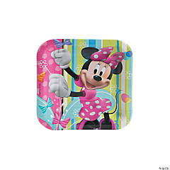 Minnie Bowtique Dessert Plates