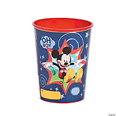 Plastic Mickey & Friends Party Cup