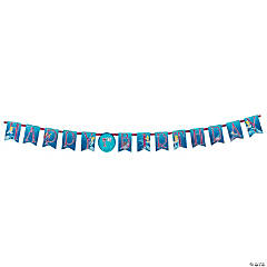 Paper Cinderella Add-an-Age Jumbo Letter Banner Kit