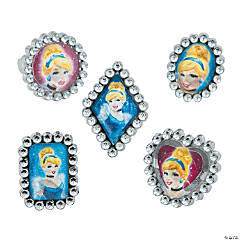 Cinderella Jewel Rings