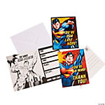 Superman™ Invitations and Thank Yous
