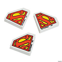 Superman Erasers