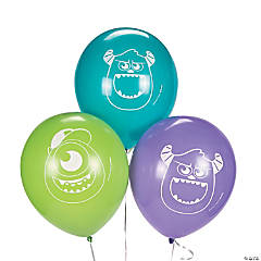 Monsters University Latex Balloons
