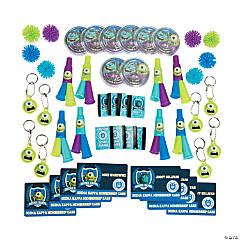 Monsters University Favor Pack