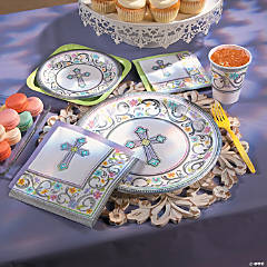 Blessed Day Party Supplies