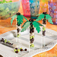 Palm Tree Candy Tube Idea