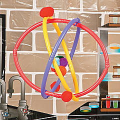 Divine Discoveries DIY Molecule Idea