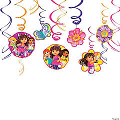 Dora & Friends Swirl Value Pack