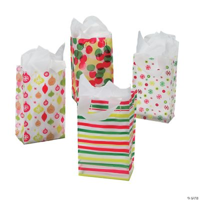Christmas Treat Bags with Handles