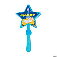 Rejoice Star-Shaped Clappers