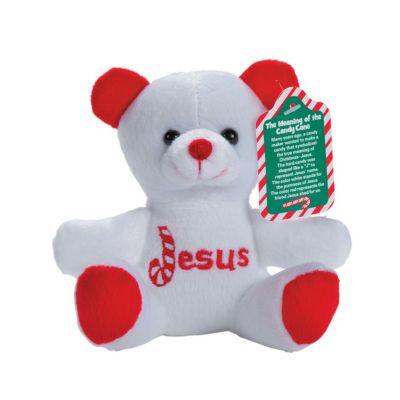 12 Candy Cane legend plush teddy bears