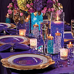 Wedding Reception Table Idea