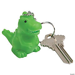 T-Rex Hero Duck Collectable Key Chains