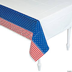 American Classic Tablecloth