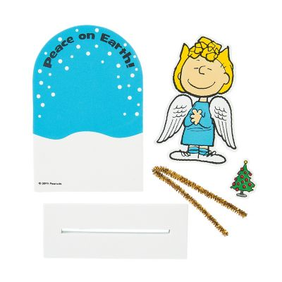 Peanuts Christmas Crafts