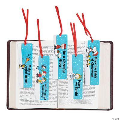 Peanuts? Faith Bookmarks