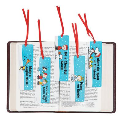 Charlie Brown Christmas bookmark bundle