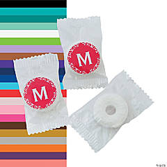Monogrammed LifeSavers® Mints