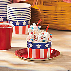 Firework Popcorn Recipe Idea