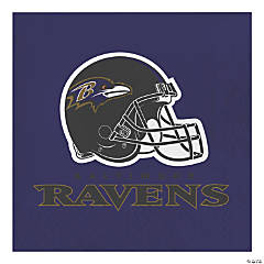 NFL® Baltimore Ravens™ Luncheon Napkins