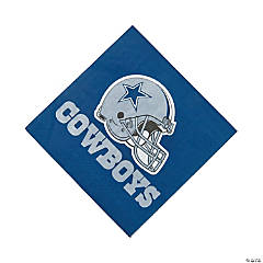 NFL® Dallas Cowboys™ Luncheon Napkins