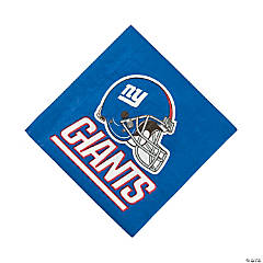 NFL® New York Giants™ Luncheon Napkins