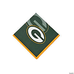 NFL® Green Bay Packers™ Beverage Napkins