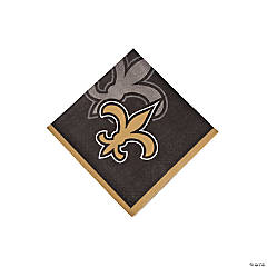 NFL® New Orleans Saints™ Beverage Napkins