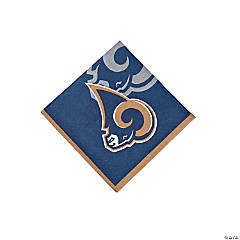 NFL® St. Louis Rams™ Beverage Napkins