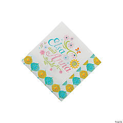 Frozen Fever Beverage Napkins