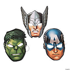 Marvel Avengers™ Masks