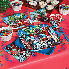Paper Marvel Avengers™ Basic Party Pack