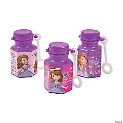 Sofia the First™ Mini Bubble Bottles