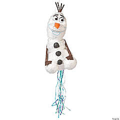 Disney's Frozen Olaf 3D Pull-String Piñata