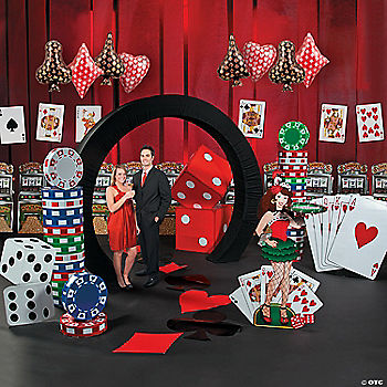 Casino Night Grand D 233 Cor Kit