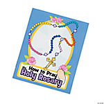 Mini Rosary Books