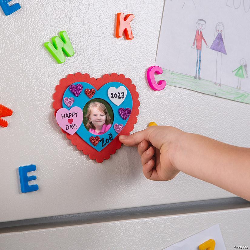 Valentine Picture Frame Magnet Craft KIt