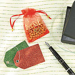 Organza Gift Bag Project Idea