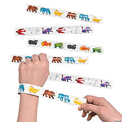 Eric Carle's Brown Bear, Brown Bear, What Do You See? Slap Bracelets