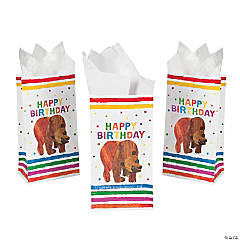Eric Carle Brown Bear, Brown Bear, What Do You See? Treat Bags
