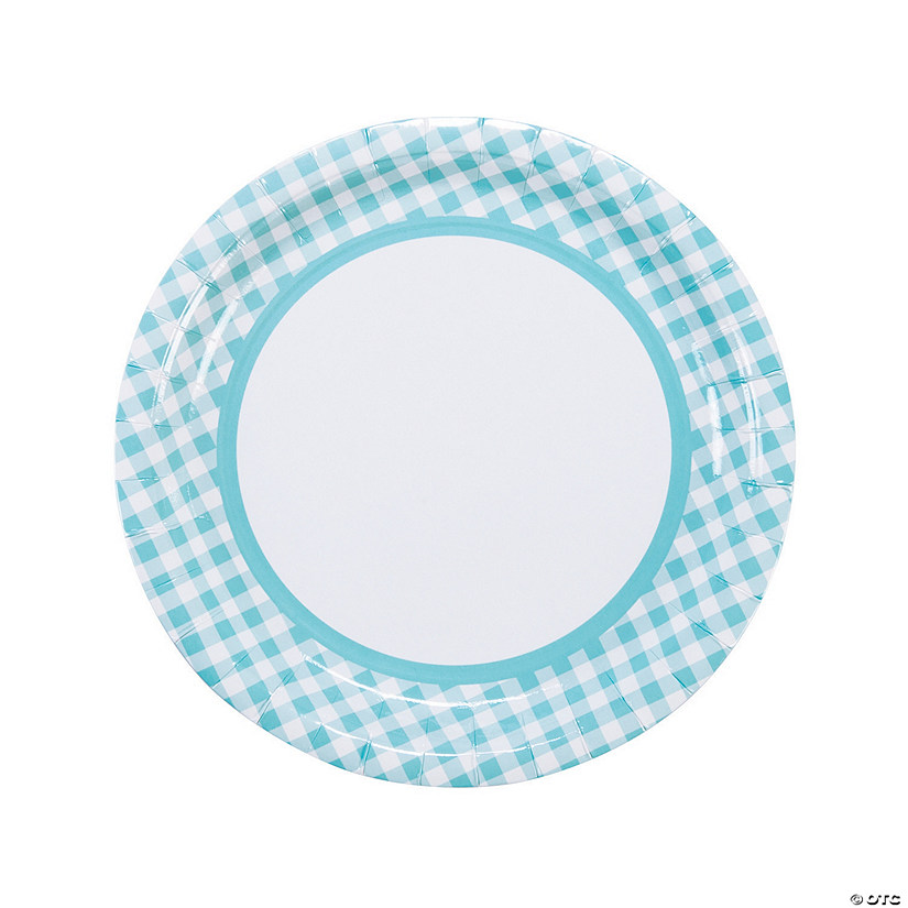 sc 1 st  Oriental Trading : teal dinner plates - pezcame.com