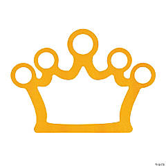 Tiara Crown Photo Frame Prop